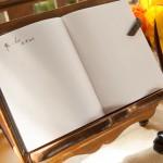 il libro degli ospiti