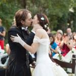 puoi baciare la sposa