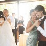 ballando il tango con i genitori dello sposo
